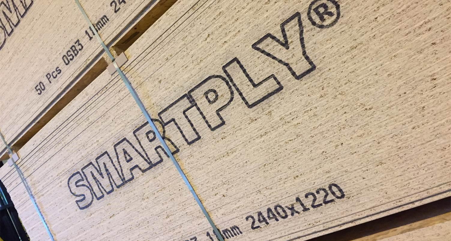 Picture of Smartply board