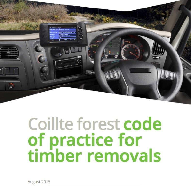 coillte code of practice
