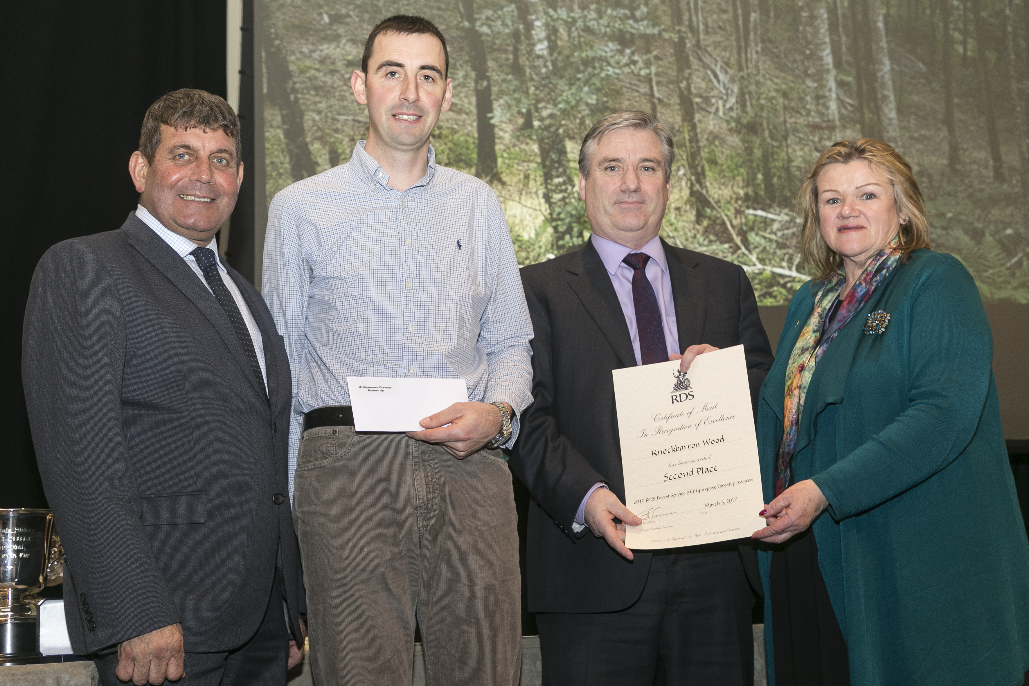 RDS Forestry Awards