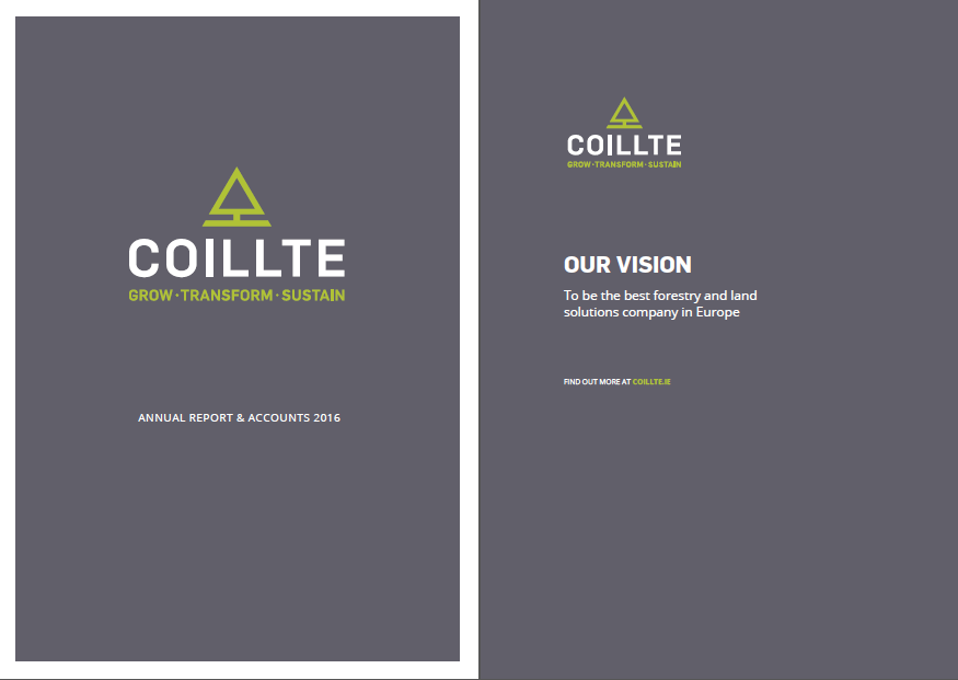 Cover page and our vision