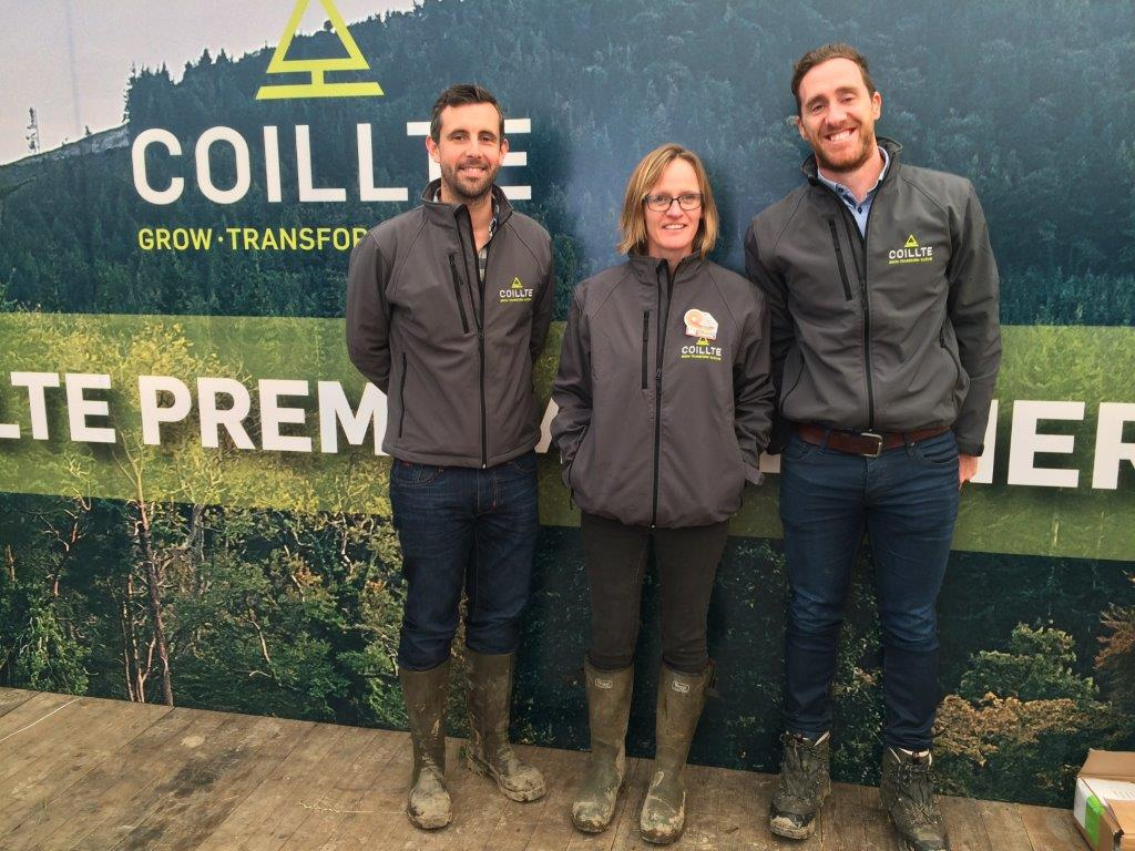 Coillte at the Ploughing 2017