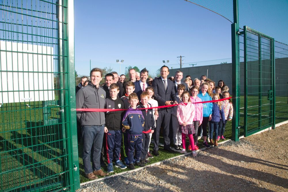 Picture of An Taoiseach Opens Kilanerin Ballyfad Community Centre