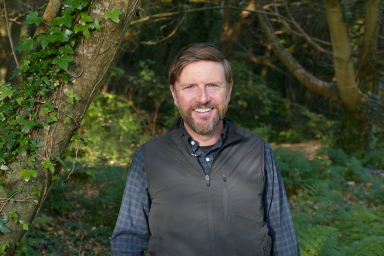 Dr Ciaran Fallon, Director of Coillte Nature