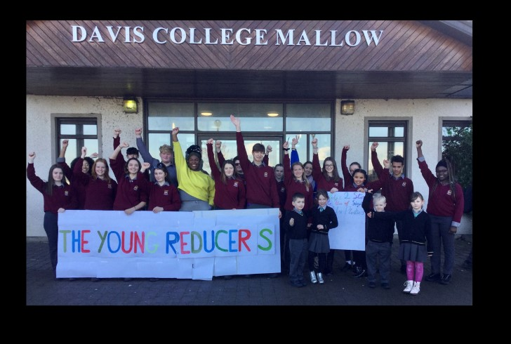 ECO UNECO Young Environmentalist Award Winners Mallow